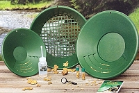 GARRETT'S BASIC GOLD PANNING KIT