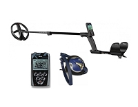 XP DEUS with FX-02 Wired Headphones and LCD Remote Display