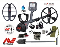 Minelab CTX 3030 Detector - HOLIDAY SPECIAL