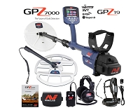 Minelab GPZ 7000 Detector - HOLIDAY SPECIAL