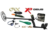 XP ORX Metal Detector with 9.5